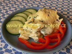 Zapečené brambory s bylinkami – Maminčiny recepty