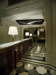 About - Le Meurice
