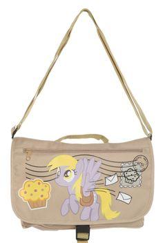 My Little Pony Muffins Mini Messenger Bag | Hot Topic