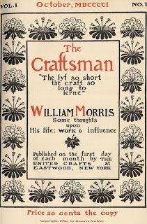 """Bungalow DIY: The Craftsman magazine - Gustav Stickley  In 1901 he started the magazine called """"The Craftsman"""" a publication that lasted for about 15 years and includes plans for craftsman style homes."""