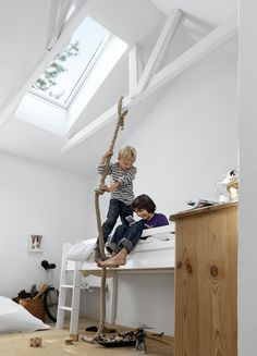 speelzolder, stoere jongenskamer, speelkamer voor kinderen, kinderkamer voorbeeld, kinderkamer styling
