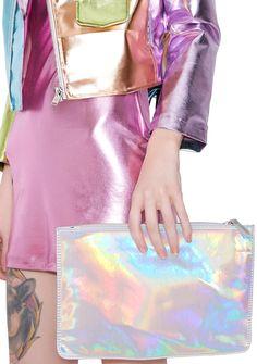Tallon Large Holographique Cadeau Sacs-Pack de 12 Rouge//Argent//Or//violet couleurs