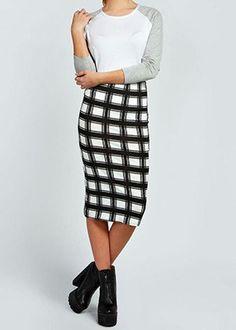 <3 50 Lovely, Ladylike Midi Skirts—All For Under $50!