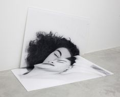 © MARLO PASCUAL - Untitled, 2011. 2 parts, Digital C-Print with Plexiglas mount -Sculptures and installations using found imagery - http://www.interviewmagazine.com/art/marlo-pascual-casey-kaplan