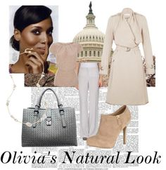 Work it like Olivia Pope