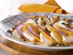 Appelsiini-juustosalaatti Ethnic Recipes, Food, Essen, Meals, Yemek, Eten