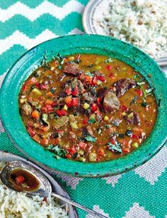Sri Lankan Lamb Curry