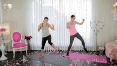 Tone It Up | 15 Workouts You Can Easily Do At Home