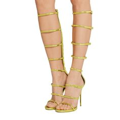 I found the Green Gladiator Sandals on ShoeStory.Club. Instantly search from hundreds of shops, so you find the perfect, unique pair of shoes every time