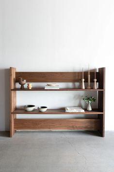 Modern Wood Furniture, Simple Furniture, Italian Furniture, Art Furniture, Furniture Design, Compact Furniture, Modern Sofa, Sofa Design, Shelving Design