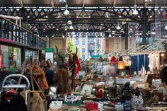 Old Spitalfields Market lONDON The perfect shopping destination,