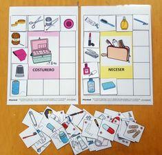 Autism Activities, Autism Classroom, Montessori Materials, Hygiene, Spanish Language, Diy And Crafts, Preschool, Teaching, Cards