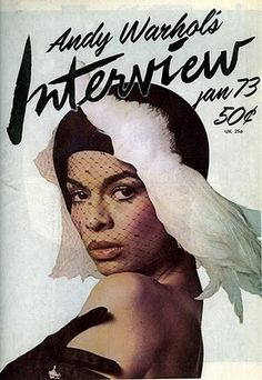 Bianca Jagger on Interview