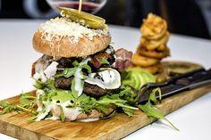 Dobbelt Burger – eller bøf med bøf på