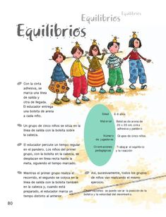 Juegos - Juegos de música y expresión corporal by Jose Carlos Escobar - issuu Spanish Lessons, Learning Spanish, Early Learning, Chico Yoga, Zumba Kids, Yoga For Kids, Kids Health, Kids Education, Games For Kids
