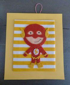 """Quadretto """"Flash"""""""