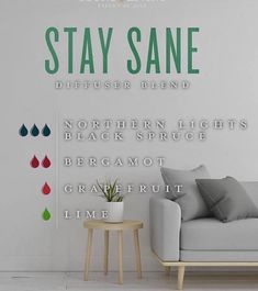 Done Young Essential Oils, Essential Oils Guide, Essential Oil Uses, Young Living Diffuser, Young Living Oils, Healing Oils, Essential Oil Diffuser Blends, Diffuser Recipes, Stay Sane