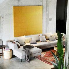 Sofas - ruma 3 Seater Sofa, Sectional Sofa, Sofas, Living Furniture, Home Furniture, Target Living Room, Vintage Sofa, Modular Sofa, Sofa Design