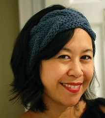 Knitted Head Wrap Pattern Free : 1000+ ideas about Headband Pattern on Pinterest Crochet Headbands, Crochet ...