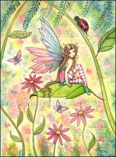 "Molly Harrison  ""Spring Magic"""
