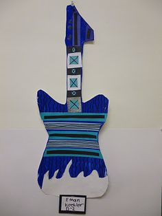 picasso's guitars