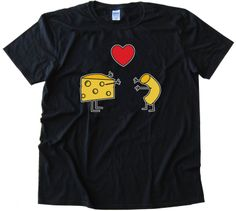 Mac & Cheese Together Forever - Tee Shirt Gildan Softstyle