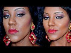 Assista esta dica sobre PELE NEGRA | Contorno e Iluminação e muitas outras dicas de maquiagem no nosso vlog Dicas de Maquiagem.