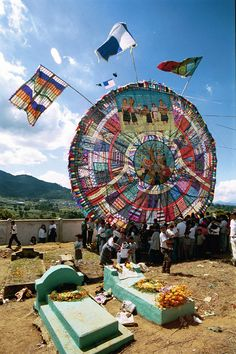 Kite Festival in Guatemala - This looks pretty awesome. Has anyone tried this?