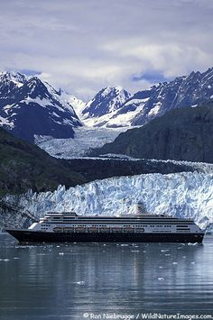 Margerie Glacier Photo, Glacier Bay National Park, Alaska