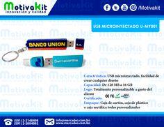 USB microinyectado