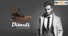 Botas para un look urbano, perfectas para utilizar con jeans ajustados. Existe un estilo para cada hombre, encuentra el tuyo con la #RedDeDiseñadores #DiseñoIndependiente #TheClosetco #Style #Exclusivo #Urbano