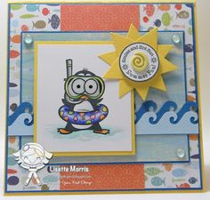 Summer FUN Friday! : Your Next Stamp