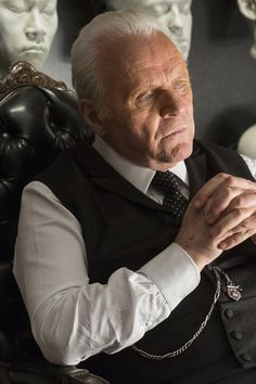 Anthony Hopkins Was Digitally De-Aged on Westworld, and We Feel Weird About It