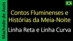 Linha Reta e Linha Curva - Contos Fluminenses e Histórias da Meia-Noite - 06 - Machado de Assis