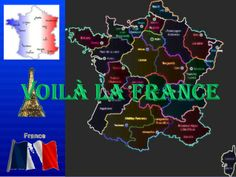 Voilà la france by Raquel Fdez via slideshare
