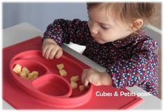 ezpz assiette bol et set de table en silicone impossible à renverser c'est La révolution du repas des bébés pour une diversification alimentaire zen et sereine. Un côté ludique pour les enfants et du pratique et facile pour les parents, tout le monde y trouve son compte.