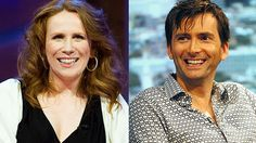 Catherine Tate interviews David Tennant...Chain Reaction Chat show in which one week's interviewee becomes the next week's interviewer. Catherine Tate takes the host's chair as she talks to - or mercilessly teases - David Tennant.