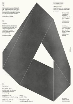 The poster-series refere to architecture in the city. through the name of the organisers is Octagon we created a series of designs playing with this form of geometrical shape. The collective does events like dinner & talks or they invite filmmakers and show their movies. Posters are printed with a risograph.