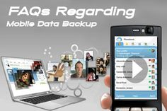 Find Important FAQs Regarding Mobile Data Backup. For Cloud Backup & Recovery, contact BackupRunner at 1 855 819 5826 (Toll Free).