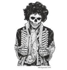 Famous Dead Jimi Hendrix pic on Design You Trust