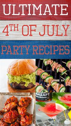 best 4th of july bbq menu