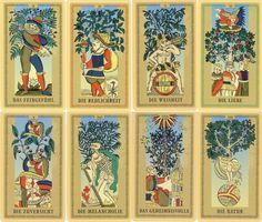 Keltisches Baumtarot