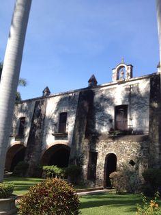 Hacienda Vista Hermosa, Tequesquitengo, Morelos, Mex.