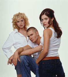 One Tree Hill S2 Cast Promootional Photo