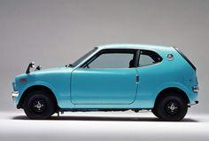 honda z-coupe