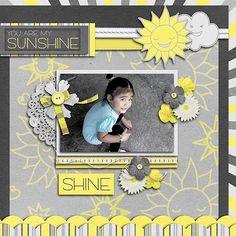 Shine Ally created using Keyston Scraps' Pixel Club Kit, Shine.