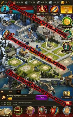 Vikings War of Clans Hack [Unlimited Gold and Silver]