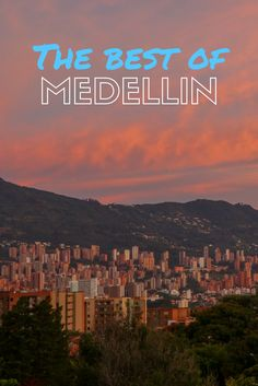 Medellin, the second largest city in Colombia, is often still linked to Pablo Escobar's drug cartel. Whether it be enjoying the nightlife in El Pobaldo's Parque Lleras, admiring the architecture downtown, or taking advantage of the amazing view from the metrocable, there's so many things to do in Medellin. As an increasingly popular travel destination, this guide will help you decide exactly what places to visit during your stay.