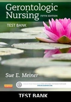 Real estate finance investments 15th edition solutions manual gerontologic nursing 5th edition by meiner test bank fandeluxe Image collections
