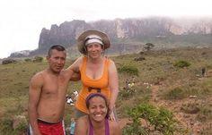 Las pieles de mi país. Compañeros de ruta en la subida al Roraima.